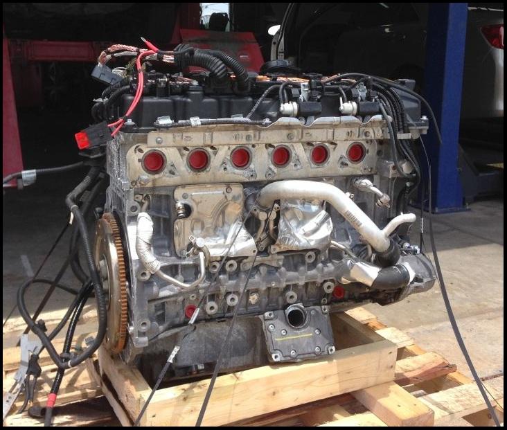 2010 BMW 335I MOTOR Repair