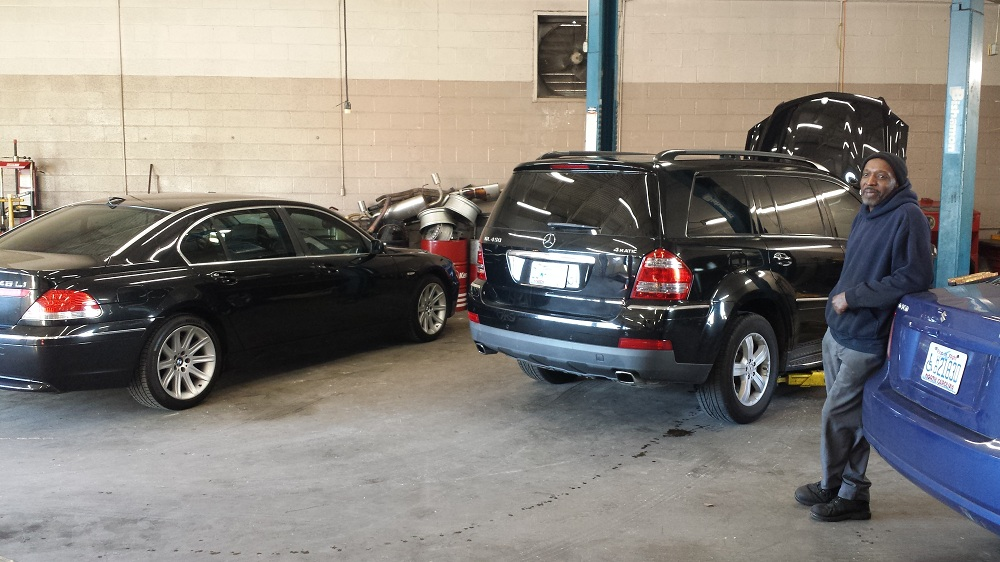 Gallery auto service in charlotte nc near ballantyne and for Mercedes benz service charlotte nc