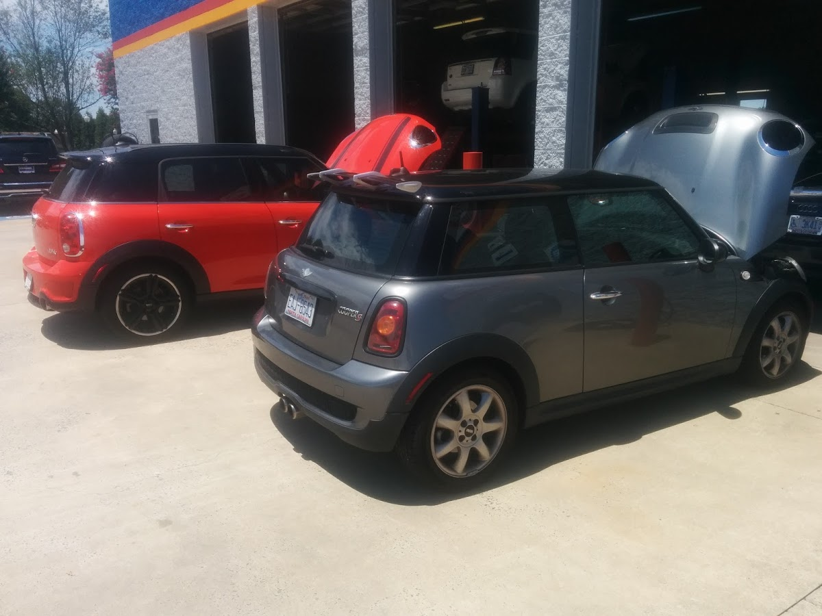 Mini Repair Charlotte Nc Auto Service In Charlotte Nc Near